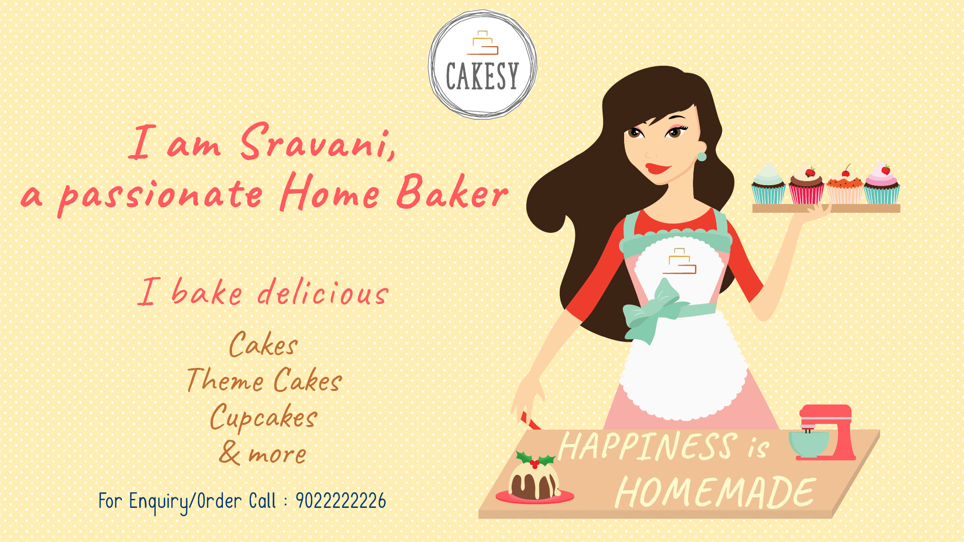 Website Cover Cakesy